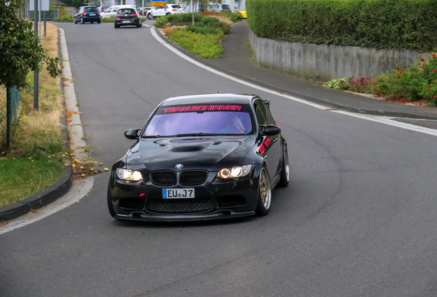 BMW M3 E90 Sedan Team Schirmer