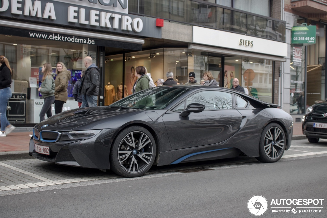 Bmw I8 6 April 2019 Autogespot