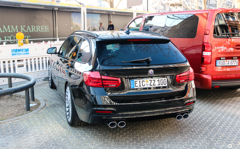 Alpina B3 S Bi-Turbo Touring 2017