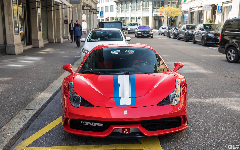 Ferrari 458 Speciale A , 6 April 2019 , Autogespot