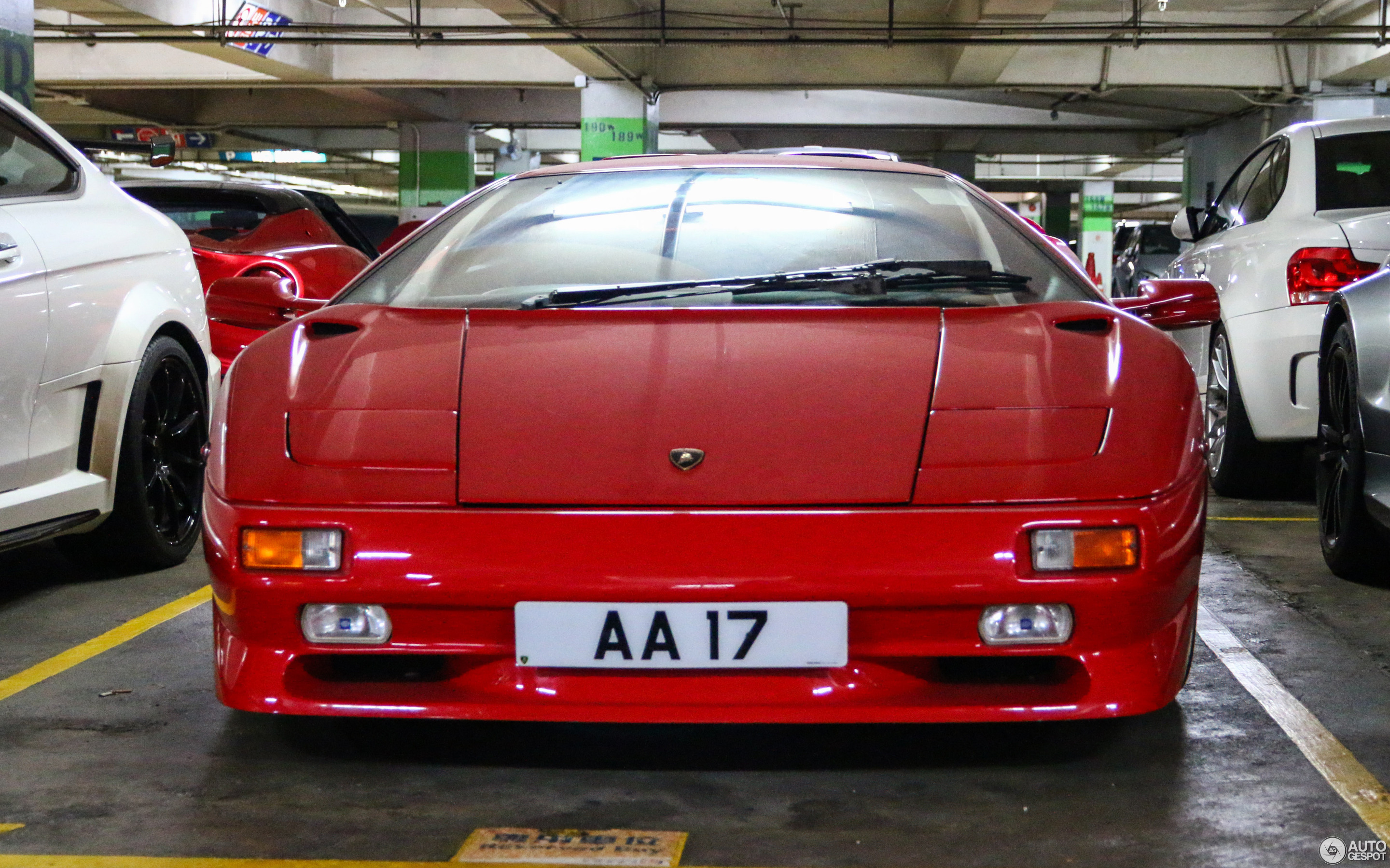 Lamborghini Diablo Sv 6 April 2019 Autogespot
