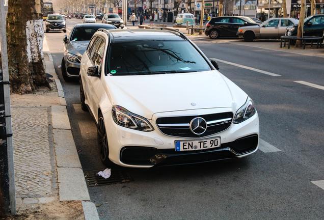 Mercedes-Benz E 63 AMG S212 2013