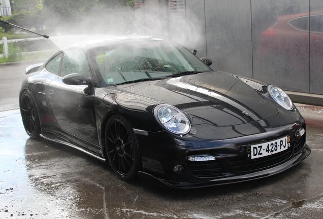 Porsche 9ff 997 Turbo MkI
