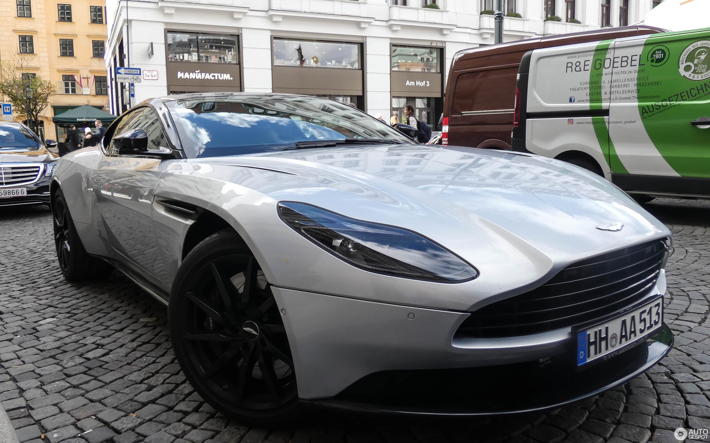 Aston Martin Db11 V8 7 April 2019 Autogespot