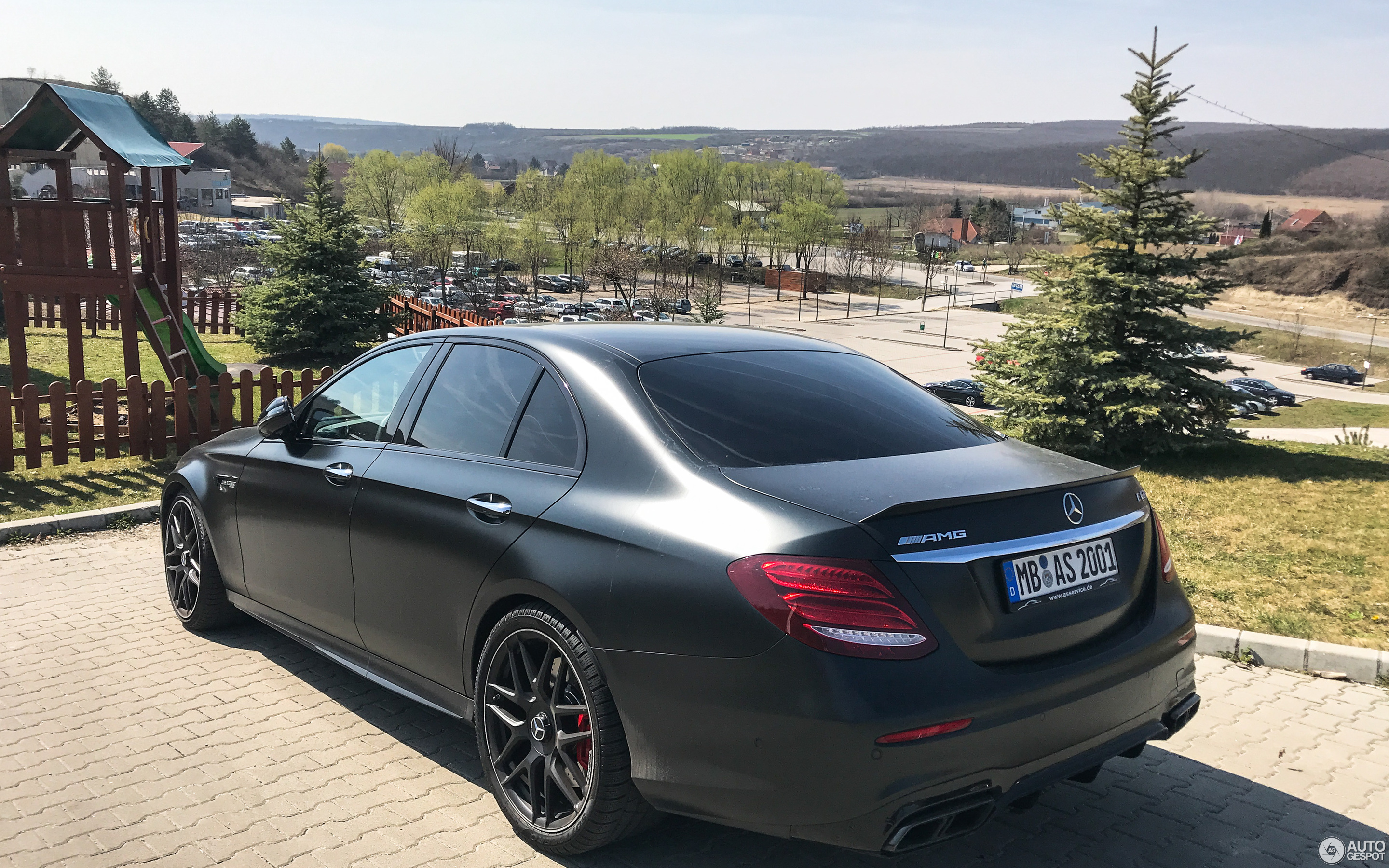 Mercedes-AMG E 63 S W213 - 7 April 2019 - Autogespot