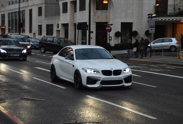 BMW M2 Coupé F87 2018 Vorsteiner