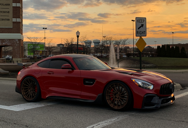 Mercedes-AMG GT S Creative Bespoke