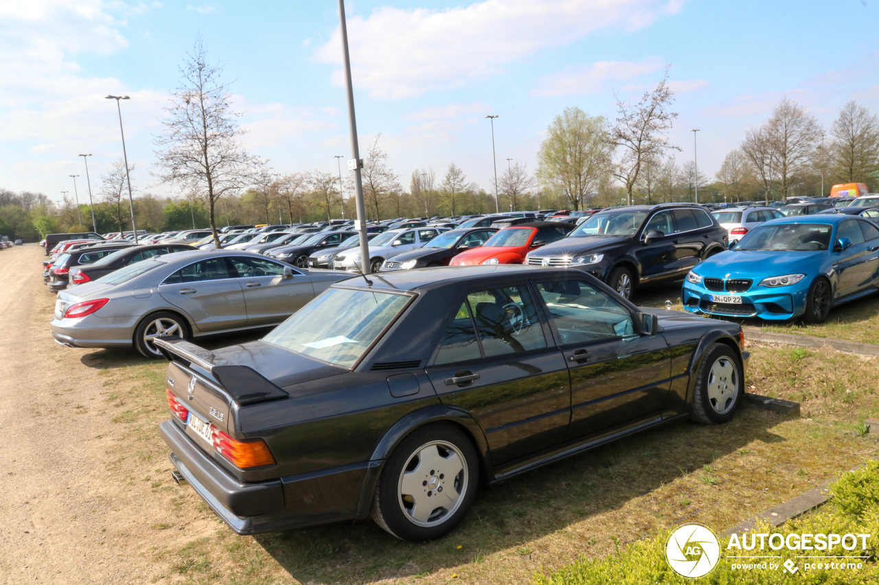 Mercedes Benz 190e 2 5 16v Evo I 11 April 2019 Autogespot