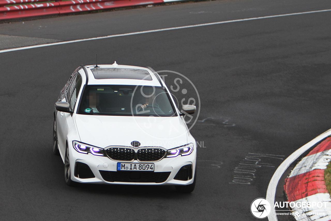 Bmw 3 Series G21 Touring 12 April 2019 Autogespot