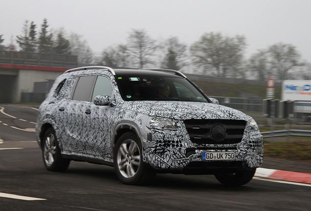 Mercedes-Benz GLS-Klasse X166 2020