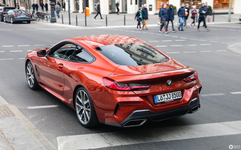 BMW M850i xDrive 2019