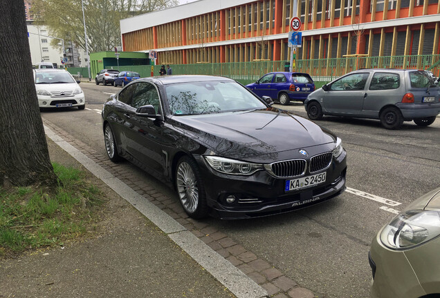 Alpina B4 S Bi-Turbo 2017