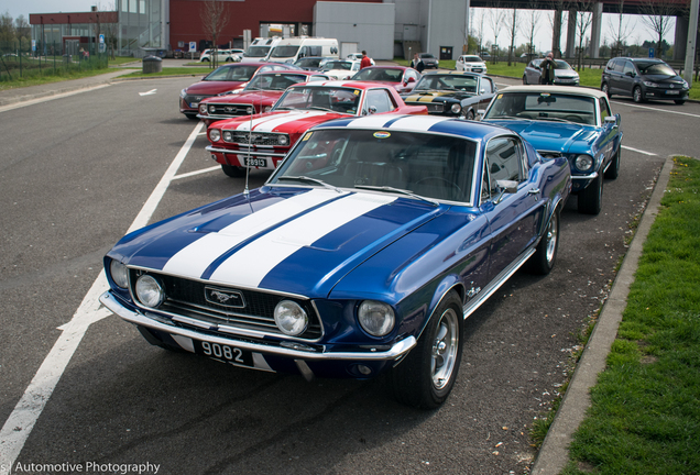 Ford Mustang Shelby G.T. 500