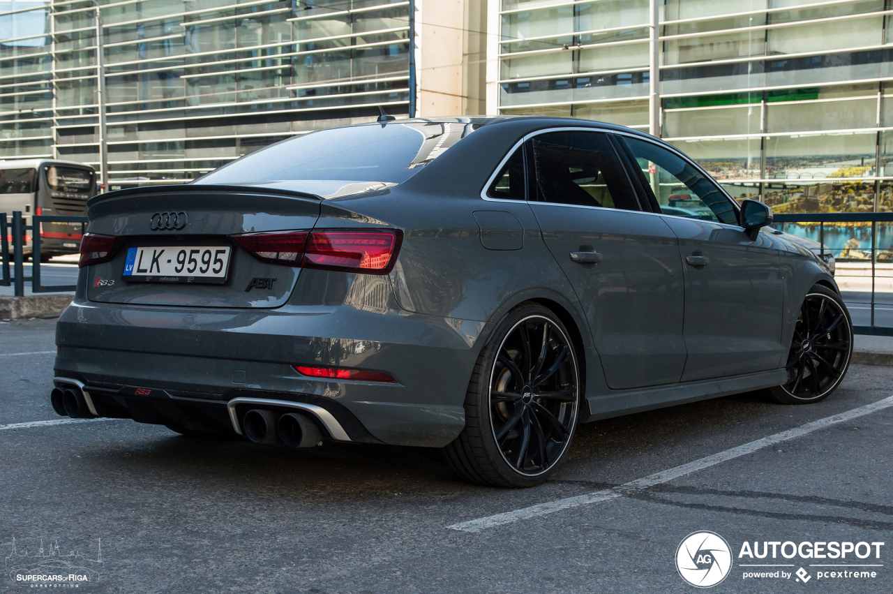 Audi Abt Rs3 Sedan 8v 14 April 2019 Autogespot