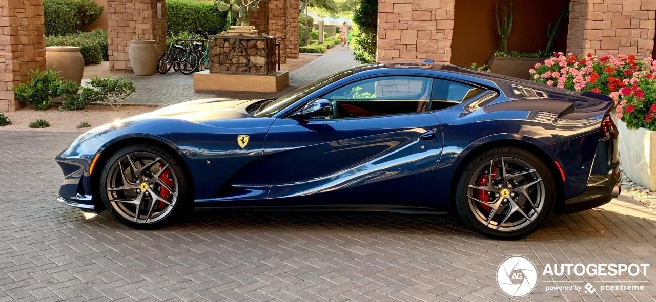 Ferrari 812 Superfast 15 April 2019 Autogespot