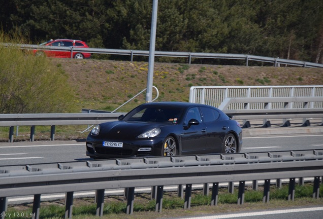 Porsche 970 Panamera Turbo S MkI