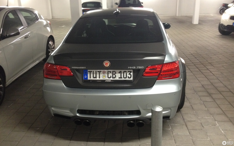 BMW Manhart Performance MH3 750