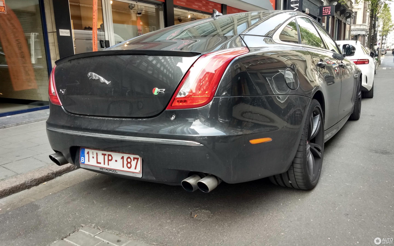 Jaguar Xjr 2017