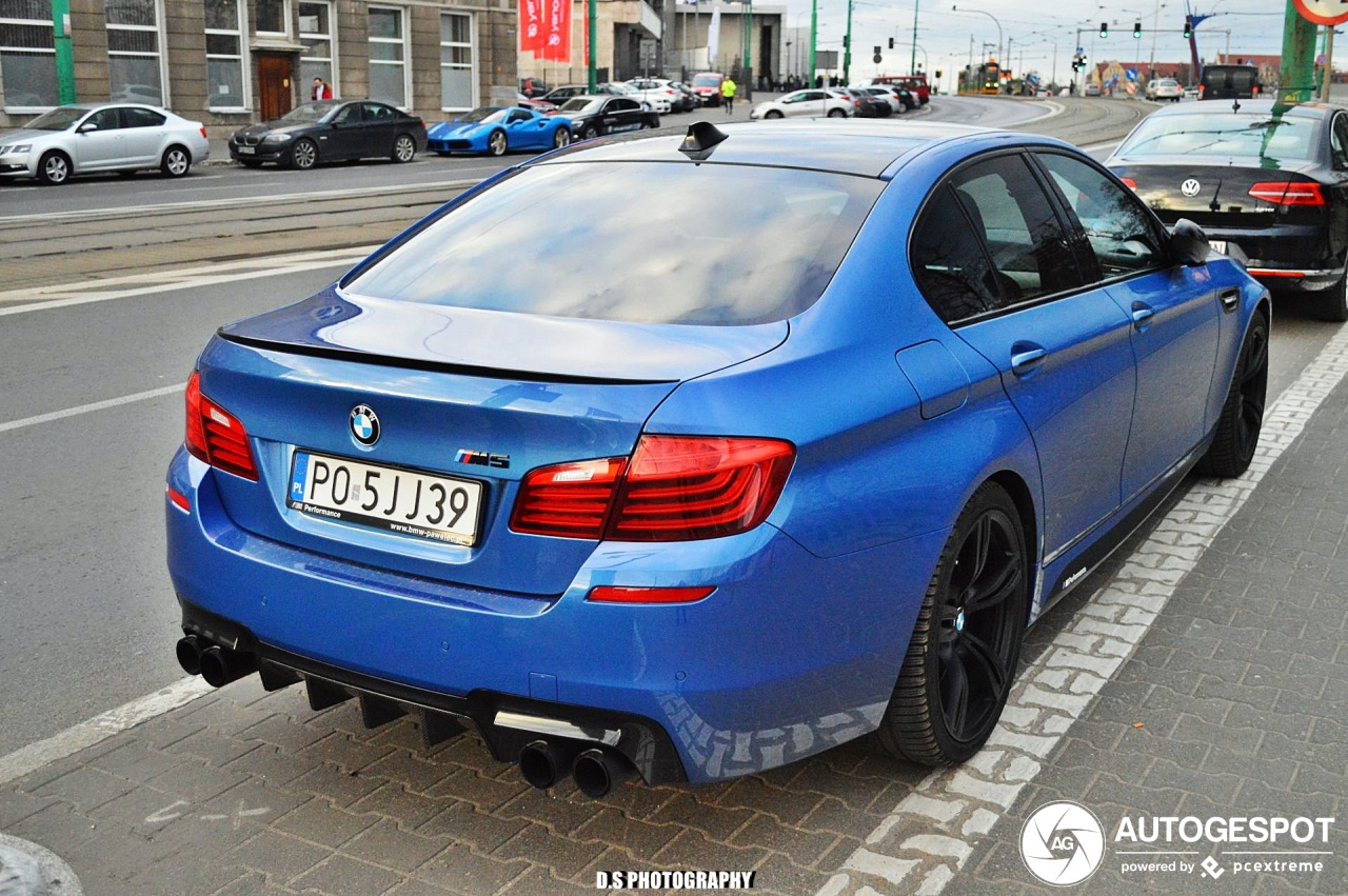 Bmw M5 F10 2014 17 April 2019 Autogespot