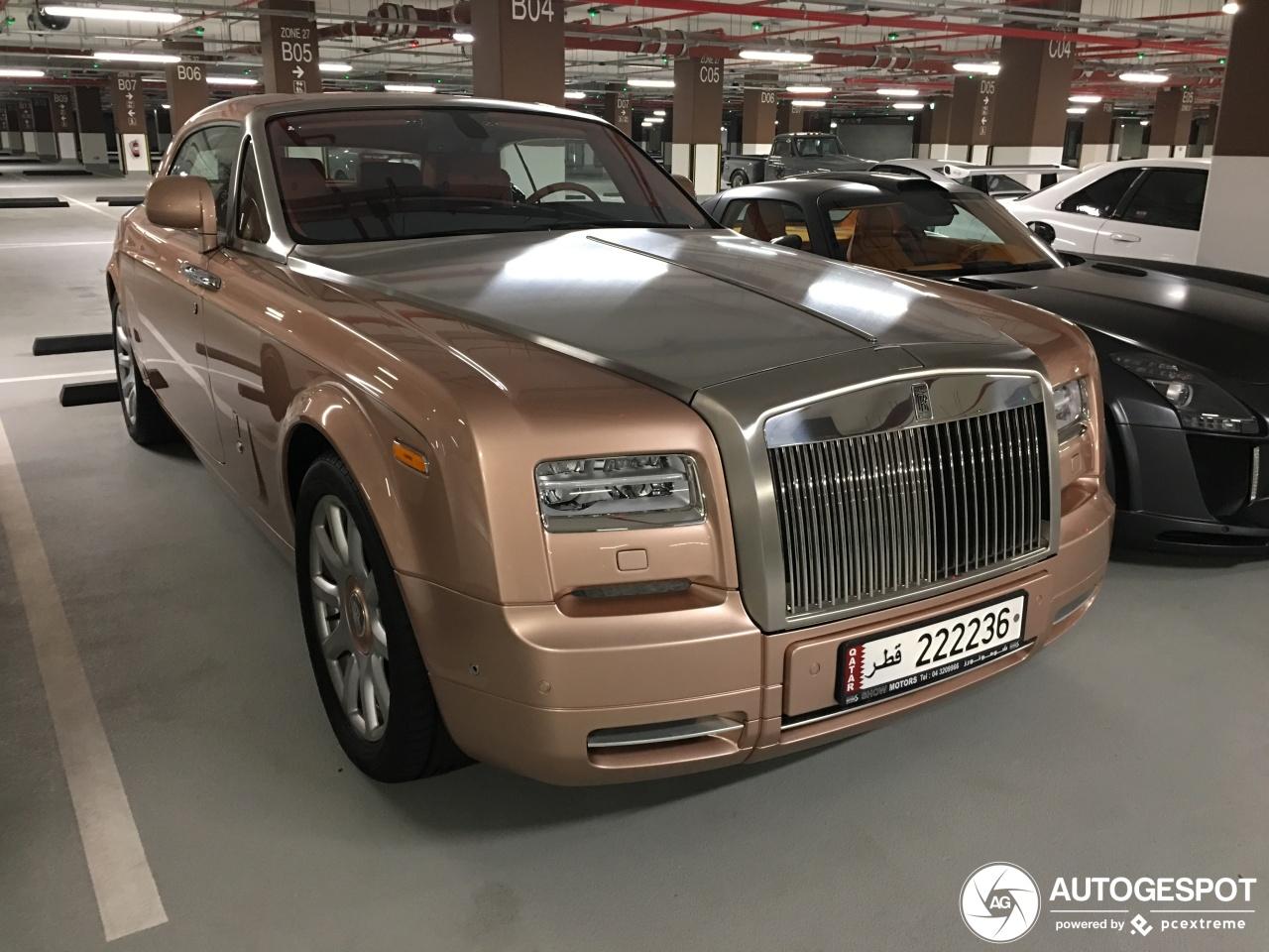 Rolls-Royce Phantom Coupé Series II - 17 April 2019 ...