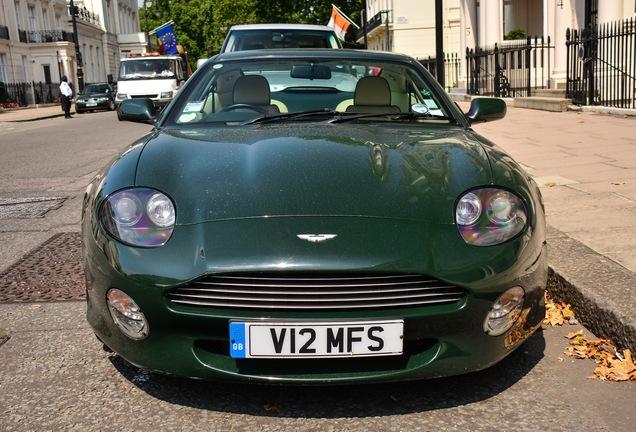 Aston Martin DB7 Vantage