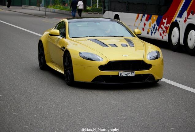Aston MartinV12 Vantage S