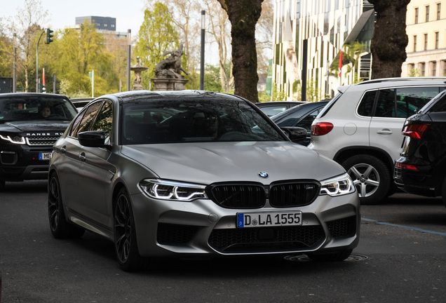 BMW M5 F90 Competition