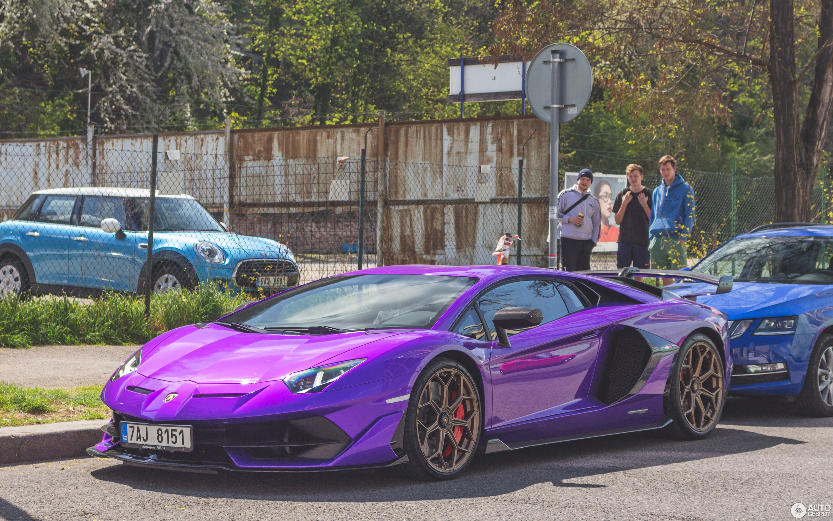 Lamborghini Aventador Lp770 4 Svj 18 April 2019 Autogespot