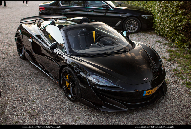 McLaren600LT Spider