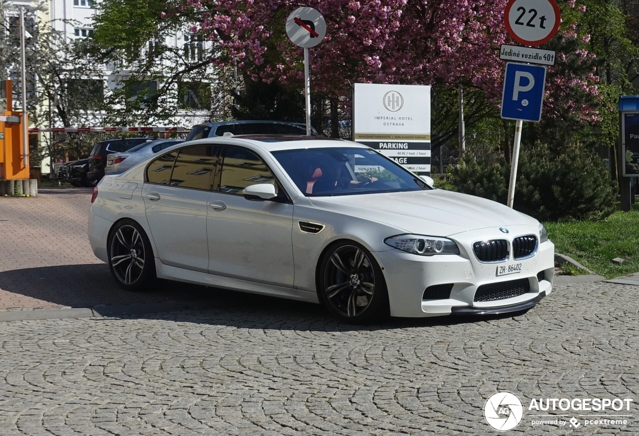Bmw M5 F10 2011 19 April 2019 Autogespot