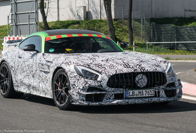 Mercedes-AMG GT R Black Series C190