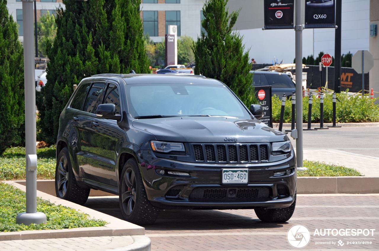 Jeep Grand Cherokee SRT 2016 Night Edition