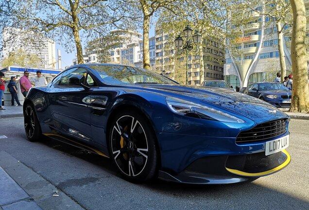 Aston MartinVanquish S 2017