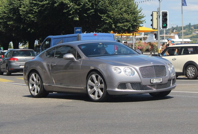 Bentley Continental GT 2012