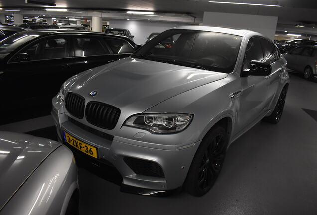 BMW X6 M E71 2013