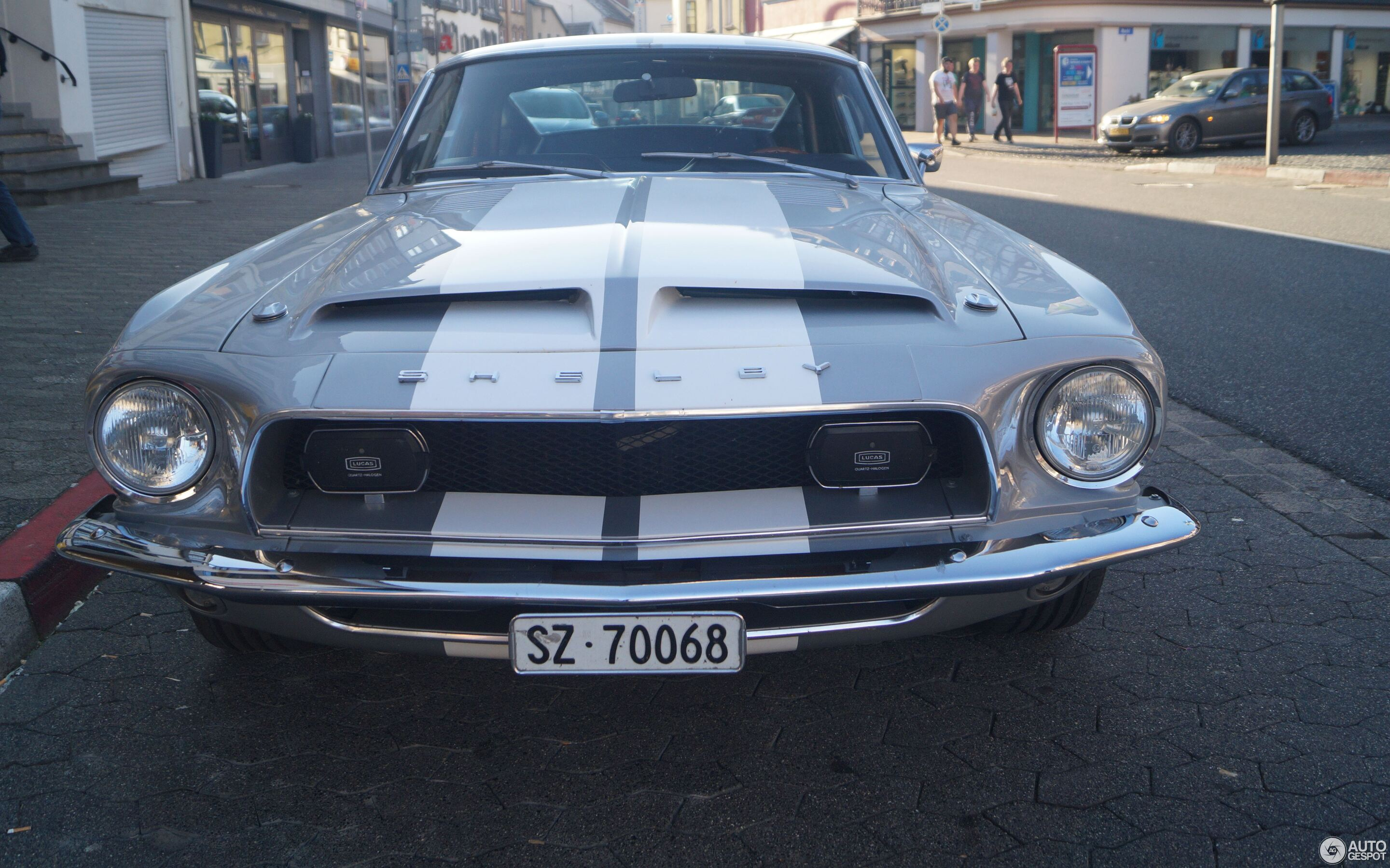 Ford Mustang Shelby G.T. 350