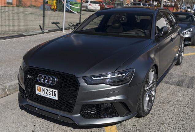 AudiABT RS6 Avant C7 2015