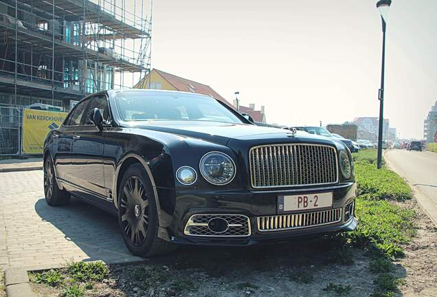 Bentley Mulsanne Speed 2016 Startech