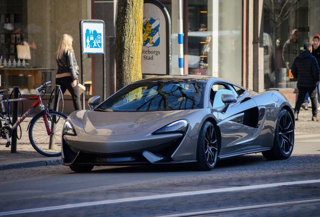 McLaren570S