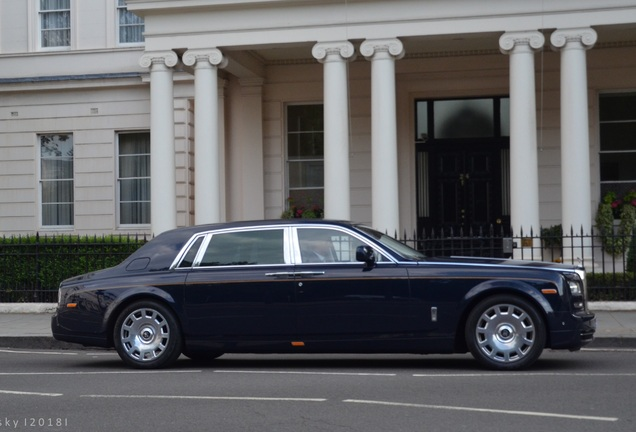 Rolls-Royce Phantom EWB Series II