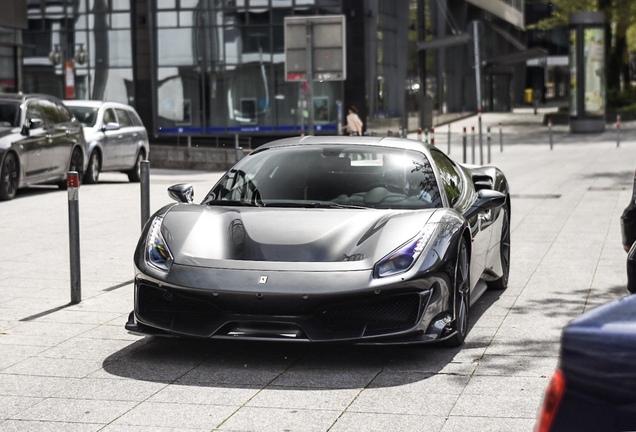 Ferrari488 Pista