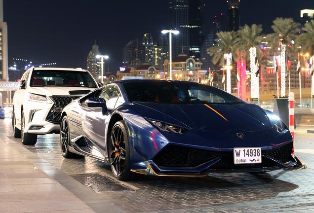LamborghiniHuracán LP610-4 RevoZport