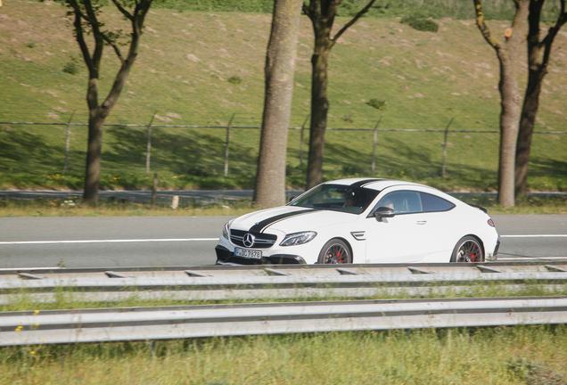 Mercedes-AMG Mansory C 63 S Coupé C205 Edition 1
