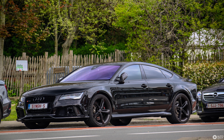 Audi RS7 Sportback - 23 April 2019 - Autogespot
