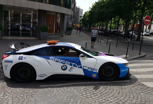 BMW I8 FIA Formula-E Safety Car
