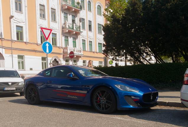 MaseratiGranTurismo MC Stradale 2013