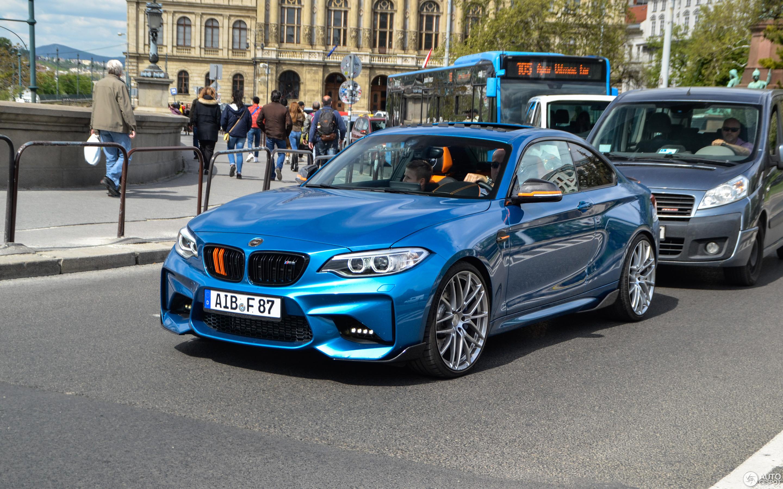 BMW Nerpel M2 Coupé F87
