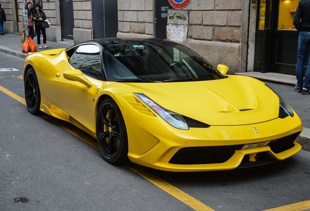 Ferrari458 Speciale