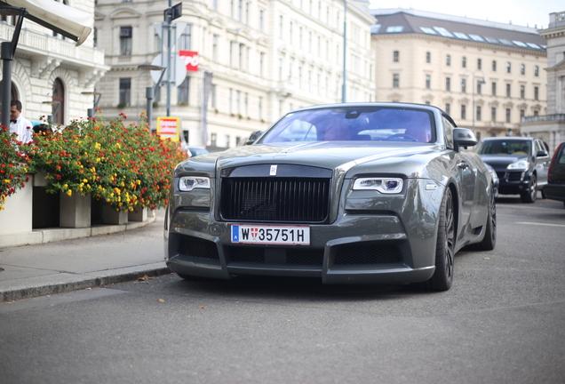 Rolls-RoyceSpofec Dawn Overdose