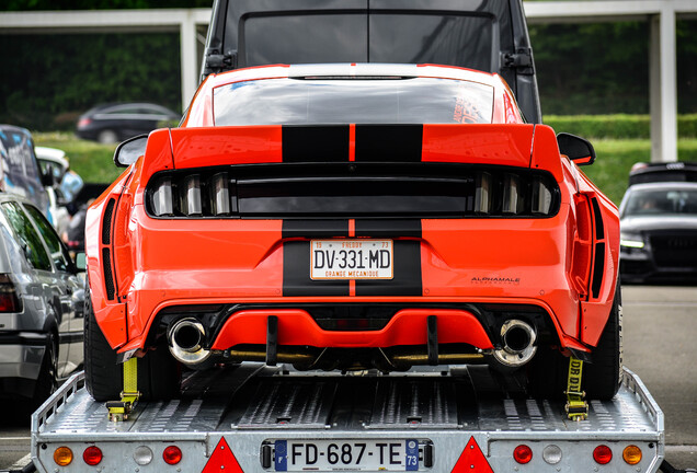 Ford Mustang GT 2015 Alphamale Performance Widebody